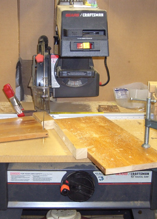 Door Chocks. Radial Arm Saw Setup & Door Chocks | The Smell of Molten Projects in the Morning pezcame.com