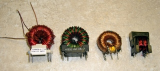 Salvaged Inductors