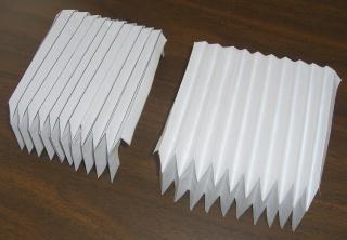 Bellows Folding