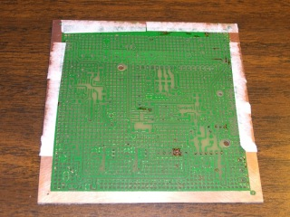 PCB Masked - Front
