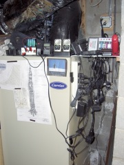 Recharging Corner