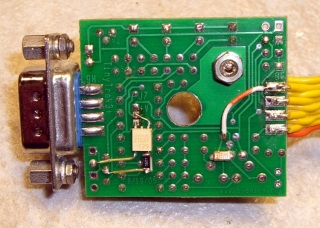 GPS power from MOSFET relay