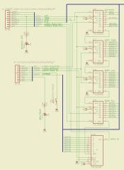 Arduino Hardware SPI Schematic