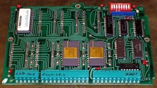 Tek 492 Memory Board