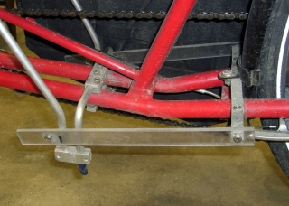 Easy Reacher Underseat Rack Improvements