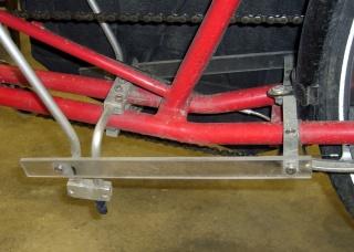 Easy Reacher Underseat Rack Improvements