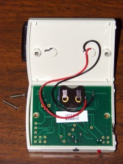 Hobo Battery Mod - Inside View