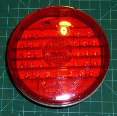 LED combo tail stop light
