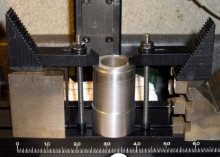 Pin Wrench Drill Clamping