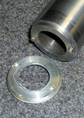 Pin Wrench and Maglite Retaining Nut