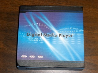 Digital Media Player box