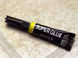 Super Glue Tube