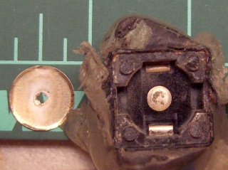 Corroded Pushbutton Switch Contacts