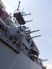 BB62 starboard side