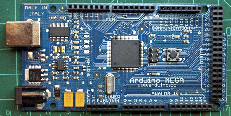 arduino mega 250