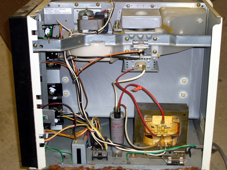 cimg1940 microwave oven interior?w=240 resistance soldering transformer the smell of molten projects microwave oven wiring diagram at gsmx.co
