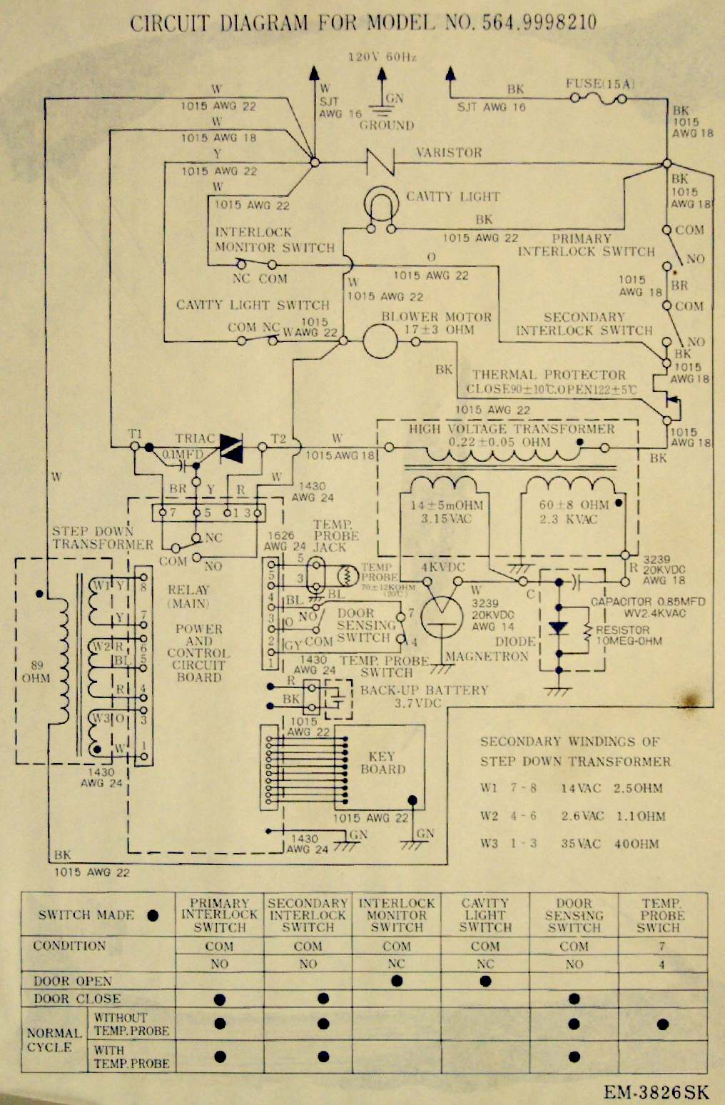 cimg1968 microwave oven schematic?w=315 resistance soldering transformer the smell of molten projects daewoo microwave wiring diagram at gsmportal.co