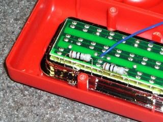 LED ballast resistors