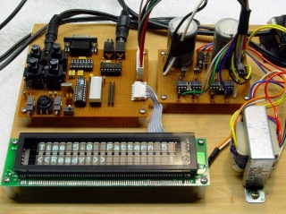 Timing control and triac trigger circuitry