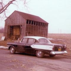 1957 Studebaker President - 2