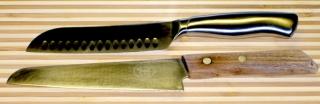 Santoku knives