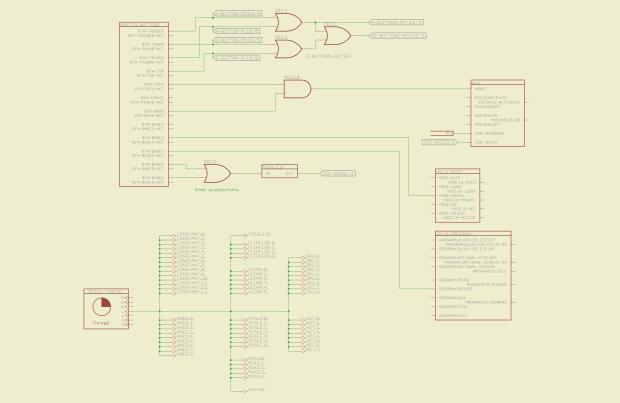 Logitech Gamepad HAL Schematic - Page 1