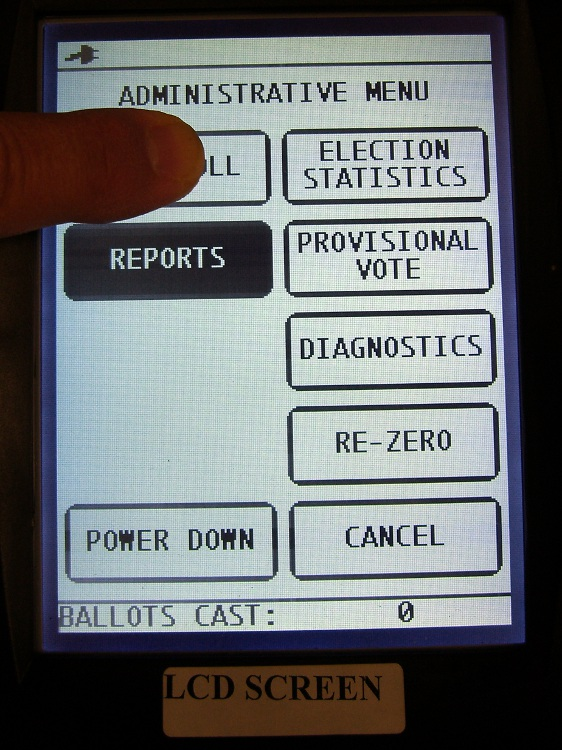 lcd based voting machine Electronic voting machine project is a alternative method for ballet voting system which works on micro controller in regular voting procedure there are chances.