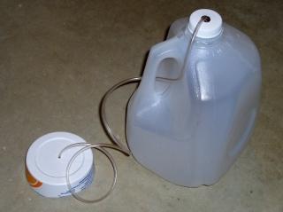 Yeast CO2 generator