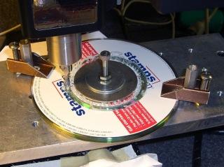Milling outside diameter