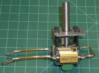 Extruder Head with lugs