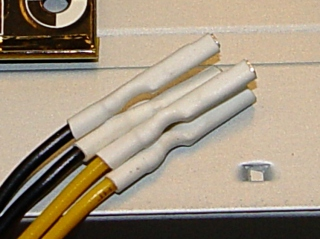 Insulated video connector sockets