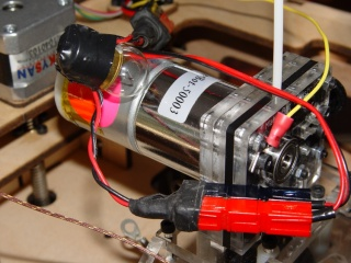 Extruder motor with series #89 bulb