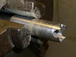 Original shell drill