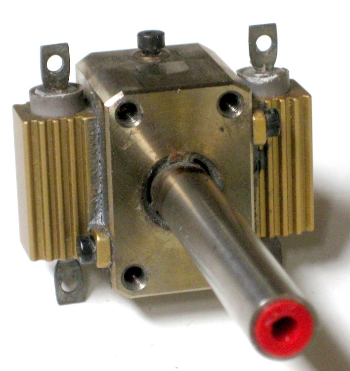 Overstressed MK5 Resistors