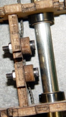 HBP modified clamps with bolt clearance