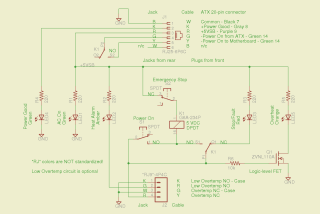 Thermal Lockout Schematic