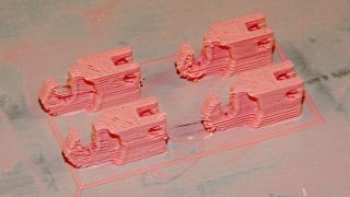 Thumbwheel holders - as built