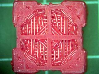 Cube bottom - 50