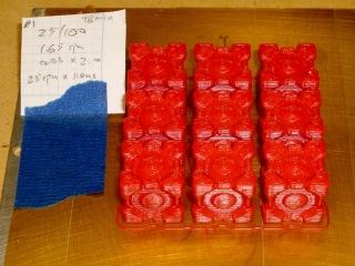Cube array - 25-100