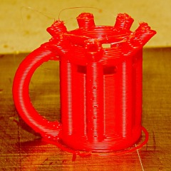 Miniature Swig Cup