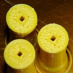 Bead - top fill 1.15 1.10 rpm