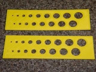 Polyholes - yellow 1.15 1.10 rpm