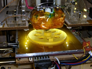 Final rotation sync disk