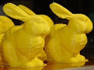 Small bunnies - ragged ears - 20-100