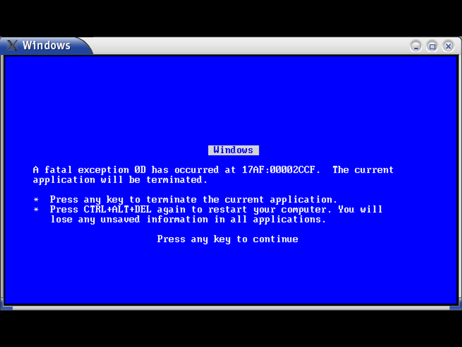 Windows 7 First Boot | The Smell of Molten Projects in the