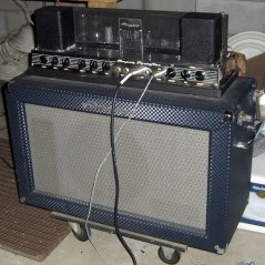 Ampeg B-12-XY - ready to rock