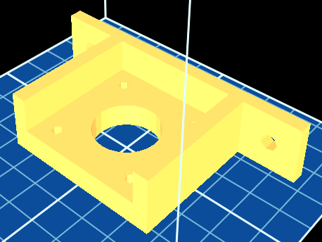OpenSCAD vs  Skeinforge 40: Bogus G-Code | The Smell of