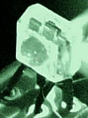 Quadrature IR detector in pure IR - detail