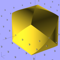 Cylinder Thing - solid model