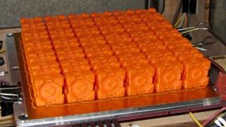 Companion cube array